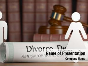 Child divorce custody concept