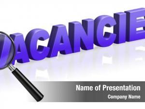 Work vacancies job search vacancy