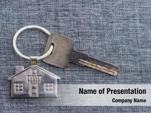 House key chain symbol key,real