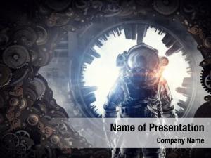 World astronaut fantasy