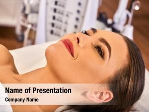 Salon spa massage women