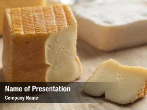 Limburger piece belgian cheese cheese