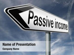 Earn passive income money online