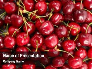 Fruit delicious cherry