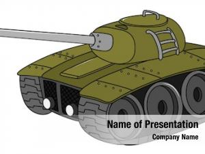 Tank illustration military eps vector