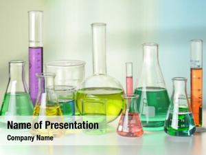 White laboratory glassware table window