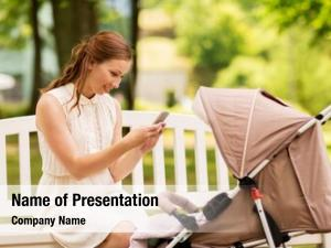 Taking picture motherhood technology and people