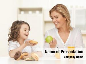 Lifestyle, people, healthy family food
