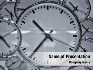 Watch close office time clock