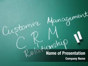 Customer relationship management management abbreviation crm