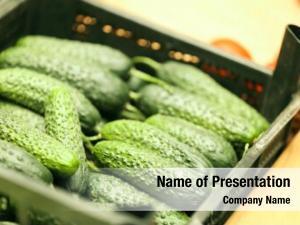 Market basket cucumbers