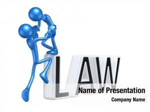 Legal help powerpoint template