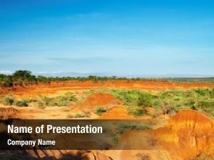 Uganda african savanna,
