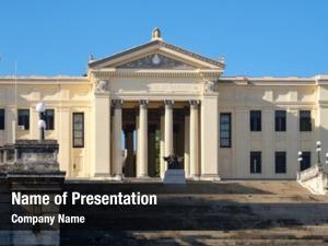 Oldest university havana, higher education