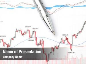 Graph stock market pen