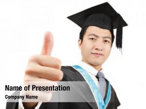 Thumb graduate student