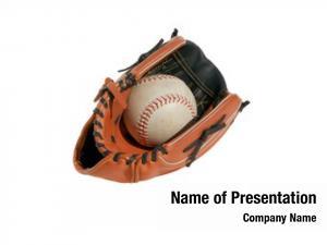 Baseball baseball glove white