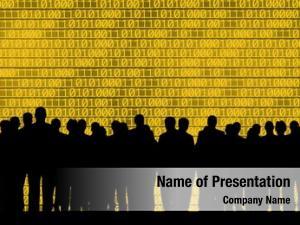 Binary business people code