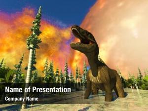Destructive dinosaur doomsday 3d