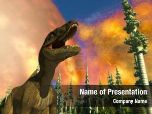 Paleontology dinosaur doomsday