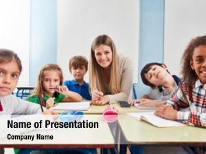 Primary pupils class school tutoring
