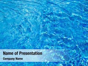 Water blue pool sun