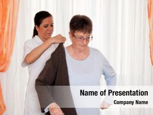 Care nurse elderly elderly nursing