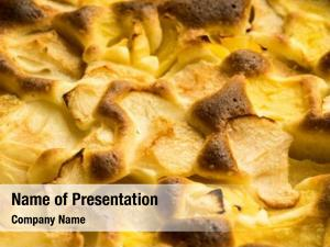 Delicious pie organic apple