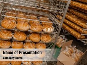 Food fresh bread wood chopping