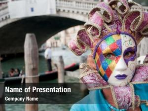 Carnival italy woman mask venice,