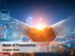 Collaboration concept partnership