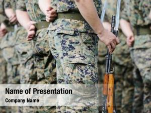 Camouflage soldiers military uniform army