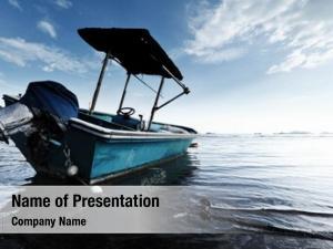 Fishery boat