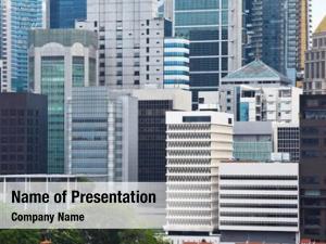 Singapore commercial building
