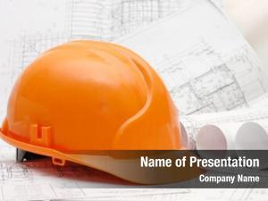 House orange helmet project