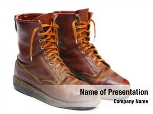 Paratroopers old army combat boots
