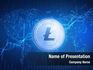 Hud litecoin coin bull trading