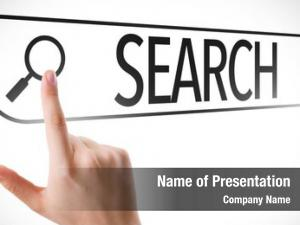 Search search written bar virtual