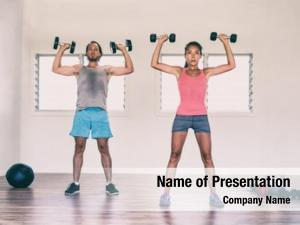 People fitness fit training arms