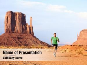 Sing running man monument valley