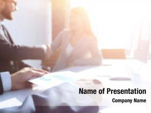 Partners handshake business
