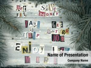 Handwriting money tree