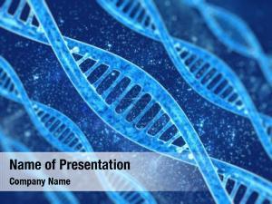 Dna digital model structure molecules