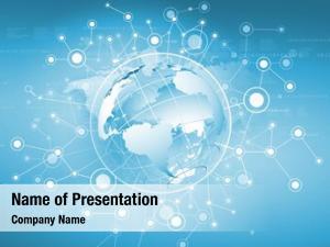 High Tech Planet Powerpoint Templates Templates For Powerpoint High Tech Planet Powerpoint Backgrounds