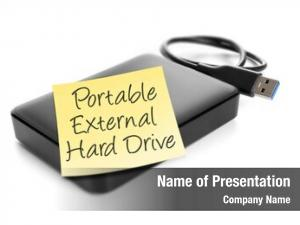 Drive external hard text portable