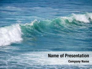 Tropical blue wave