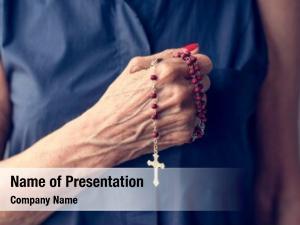 Prayer caucasian woman faith