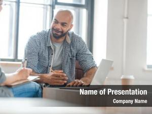 Creative professionals powerpoint template