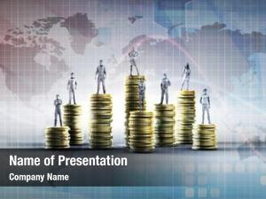 Report business finance presentation chart