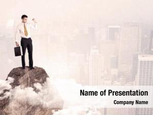 Business elegant professional male